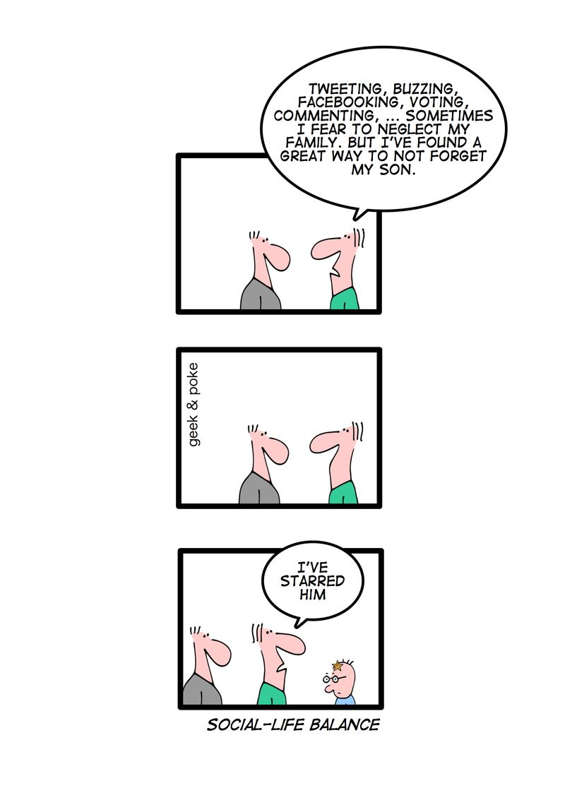 Social-life-balance