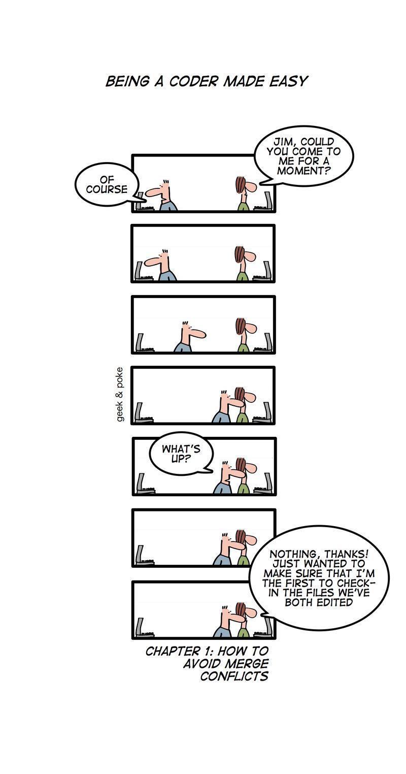 Merge-conflict