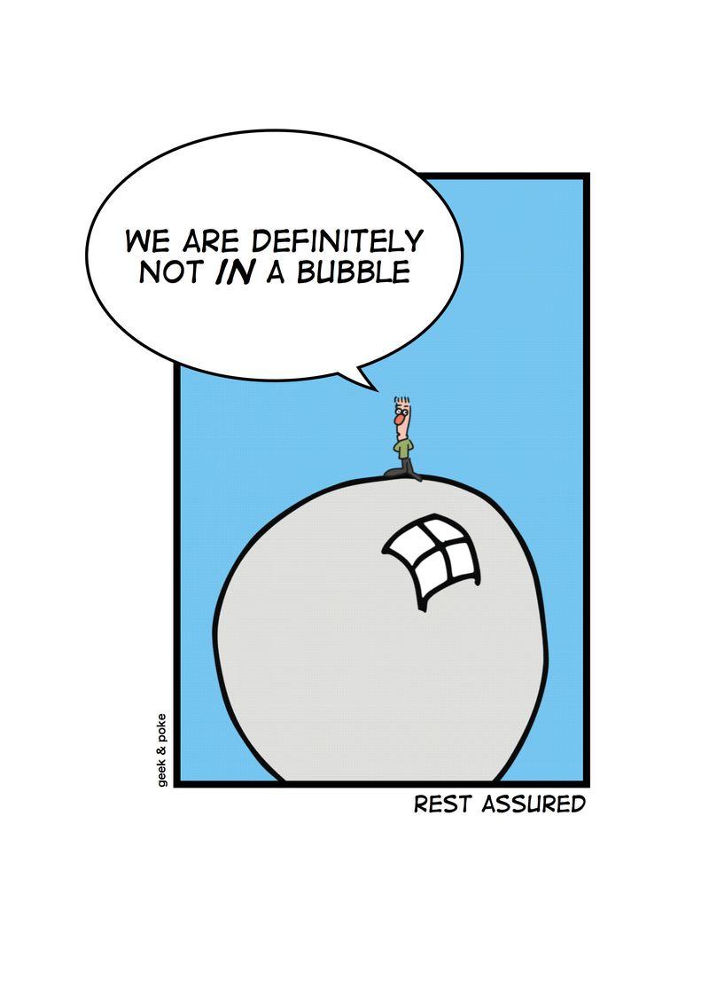 Inthebubble