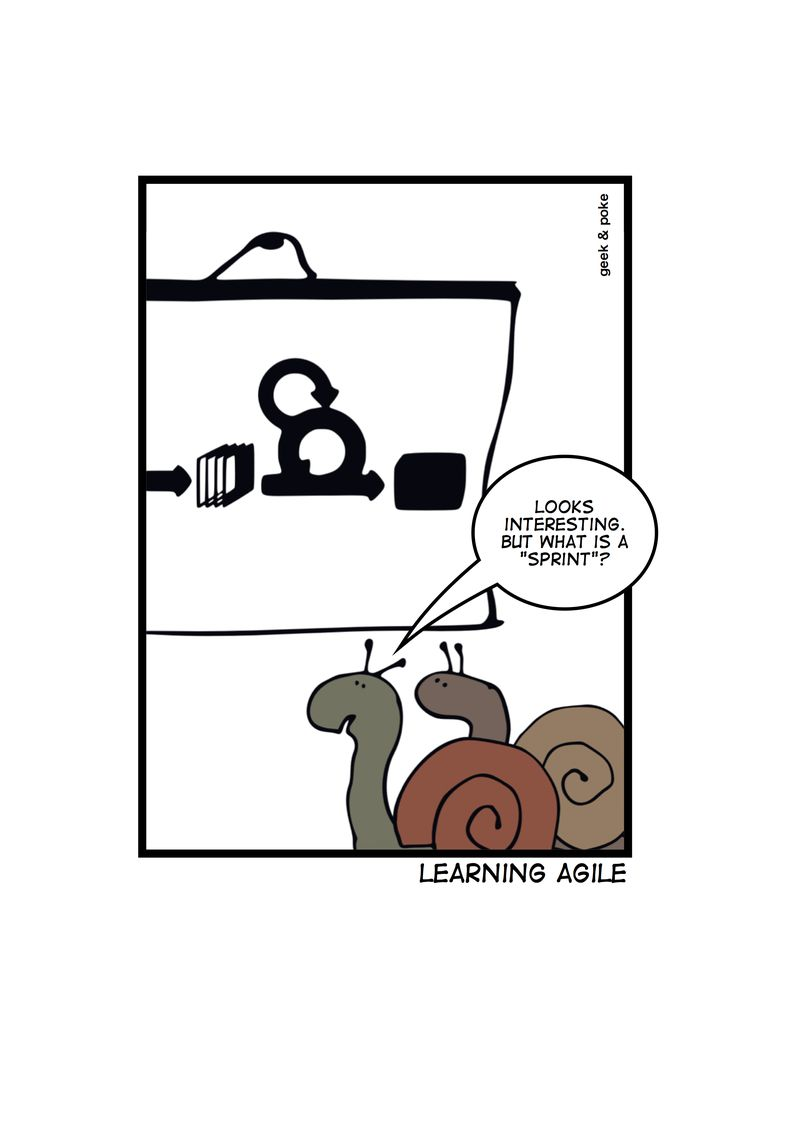Learning-agile