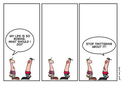 Stoptwittering