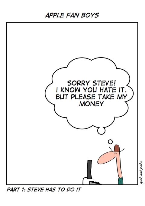Sorrysteve