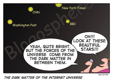 dark matter of the blogosphere